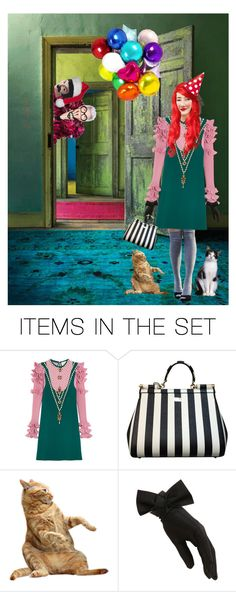 """""""How are we going to bring this nicely, at least it's gucci"""" by vlaggetje ❤ liked on Polyvore featuring art"""