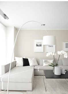 32 Perfectly Minimal Living Areas For Your Inspiration | Minimal ...