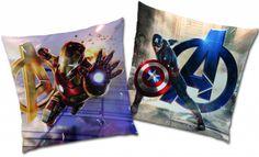 Marvel Avengers Age of Ultron - Kussen - 40 x 40 cm - Multi