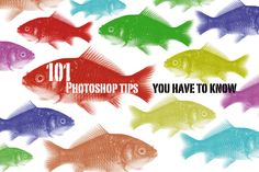 101 Photoshop tips and tricks