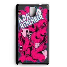 A Day To Remember Band Samsung Galaxy Note 3 Case