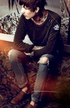 Oli Sykes // Bring Me The Horizon #BMTH