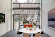 Townhouse by Turett Collaborative Architects 05