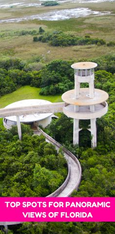 The High Life: Top Spots for Panoramic Views of Florida State Of Florida, South Florida, Florida Travel Guide, Everglades National Park, Miami Dade County, Sunshine State, Diffuser Blends, National Parks, Outdoor Decor