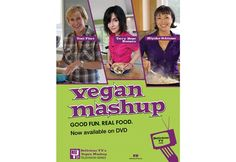 It used to be that there wasn't a single vegan cooking show in existence but times have changed. We're living in an increasingly vegan-friendly world and that means more exposure for delicious vegan food on television. Join the fun and talented cast of public television's Vegan Mashup as they prepare outstanding plant-based fare with visits from special guest chefs. Explore breakfast, cheap eats, appetizers, holidays, teen-friendly meals, and Mediterranean dishes.