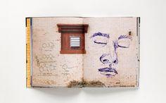 Walls Notebook-Quick Books-street art