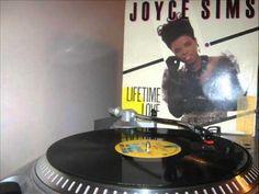 "Joyce Sims- ""Lifetime Love"" (Hard Dub + Hard Radio REMIX) by MANTRONIX 1987"