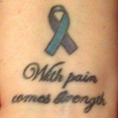 Rheumatoid Arthritis-Inspired Tattoos