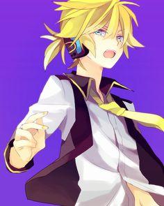 Kagamine Len Vocaloid