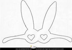 Conejo - Manualidades Infantiles