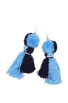 Babou Tassel Earrings