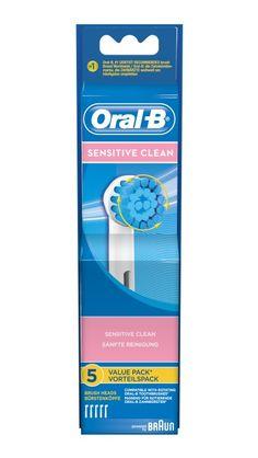 Bild på Oral-B Sensitive borsthuvud 5 st, 209 kr