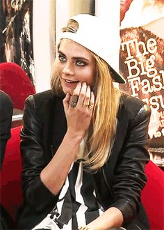 CARA DELEVINGNE GIF HUNT (105) Please like/reblog if you use these gifs. Posts that I see several likes/reblogs will receive updates. I do not claim ownership of these gifs. Credit goes to the...