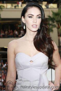 Megan Fox: sexy.