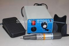 103.79$  Buy here - http://alivb6.worldwells.pw/go.php?t=32302507261 - New Professional Electric Nail File Drill Acrylic Manicure Pedicure Marathon Micromotor Machine kit Original South Korea SAEYANG 103.79$