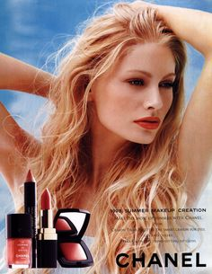 Chanel Beauty Summer Make Up Creation 2008 (Chanel Beauty) Chanel Beauty, Beauty Ad, Chanel Makeup, Beauty Photos, Fashion Beauty, Beauty Products, Vintage Makeup Ads, Vintage Beauty, Vintage Ads
