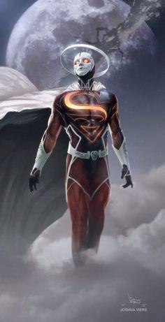 Superman •Joshua Viers