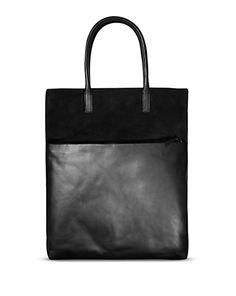 Anya Shopper Black - Bags - Woman - Filippa K