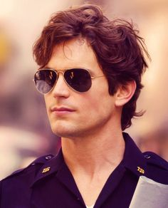 Matt the cop ( what kind of hair is this girls/fans of 50?)