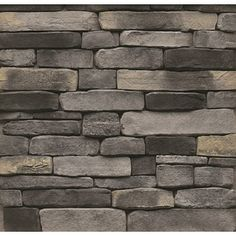 StoneCraft�7 Linear Ft Gray/Silver Ledge Stone Veneer