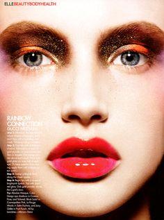 Mona Johannesson, 6 Looks 1 Woman6  #makeup
