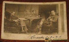 OFICIALES ESPAÑOLES EN LARACHE - GUERRA DEL RIF - PROTECTORADO ESPAÑOL EN MARRUECOS - NO CIRCULADA - ESCRITA POR EL REVERSO EN 1919.lote_65019.jpg (700×429)