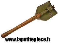 Pelle pliante américaine SHOVEL Intrenching M-1943 US 1944