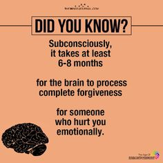 Subconsciously, It Takes At Least Months – Chicago psychologie est une tech… True Interesting Facts, Interesting Facts About World, Intresting Facts, Psychology Says, Psychology Fun Facts, Psychology Quotes, Wow Facts, Real Facts, Wtf Fun Facts
