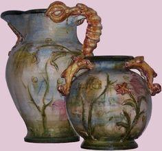 Fortunata Pottery | Sea Life Pottery | Nautical Themed Ceramic Pottery | Coastal Pottery