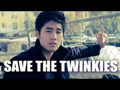 SAVE THE TWINKIES! I know they are already gone, but, just watch it. I don't even like twinkles but this is so funny!!!!!
