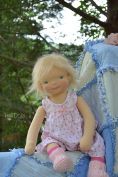 Arden by LaliDolls Nursery She offers a few free patterns and many others available for sale as PDFs.