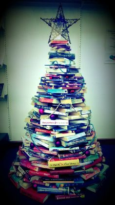 Gorleston Library Christmas tree