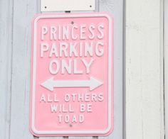 Princess parking only. All others will be toad. Bedroom Wall Collage, Photo Wall Collage, Picture Wall, Monogram Wallpaper, Pink Wallpaper, Aesthetic Collage, Blue Aesthetic, Aesthetic Quote, Princess Aesthetic