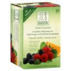 I'm learning all about Susta Natural Sweetener at @Influenster!