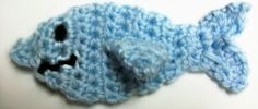 crochet_somethings_fishy_applique free pattern