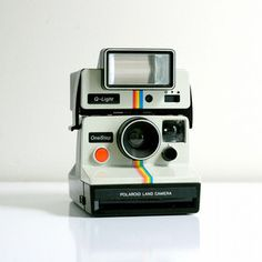 Polaroid One Step Camera, $159, now featured on Fab.