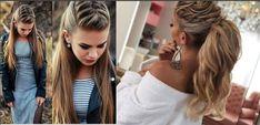 Coafuri/împletituri simple, elegante și ușor de realizat. Top 35 modele.❤ My Nails, Wordpress, Dreadlocks, Hairstyles, Beauty, Up Dos, Living Room, Haircuts, Hairdos
