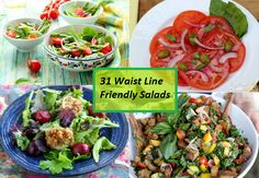 Inspire Learn Live featured 31 healthy salads today - including my own Massaged Kale Salad. :)