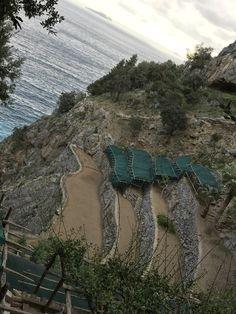 A tour of Il San Pietro di Positano…