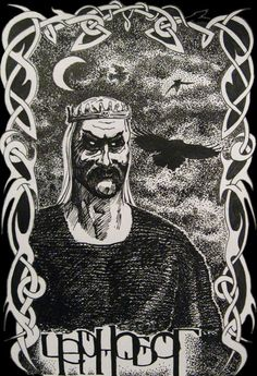 CrnoBog - Slavic believed that world was created by Crnobog and Belobog who, through joint effort, brought their creation to perfection. Although during the process of world creation the gods came into conflict, precisely those actions they performed against each other caused the universe to look as it does. Cernobog ruling dark half of the year, opposed by Belobog – the ruler of the sunny half.