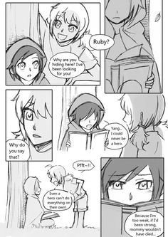 RWBY: Not Suited to be a Hero Pt. 1