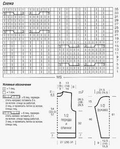 Схема и выкройка Knitting Needles, Knit Patterns, Diagram, Mens Tops, Blog, Pictures, Knit Jacket, Templates, Dots