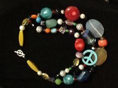 Peace neckart