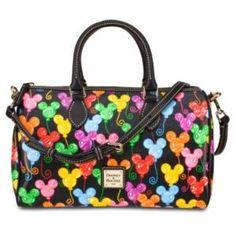 I love the Dooney & Bourke Disney bags!