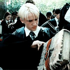 Draco and his little smirk