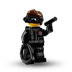 LEGO Series 16 Minifigure: Spy
