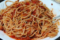All at once spaghetti on http://www.easygroundbeefrecipes.net