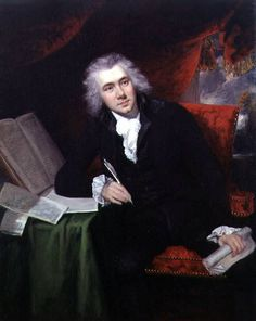 William Wilberforce by John Rising, 1790