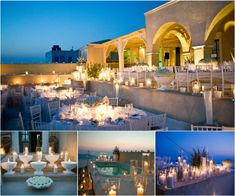 Destination Wedding in Greece: The Real Wedding of Nicoleta and Chad