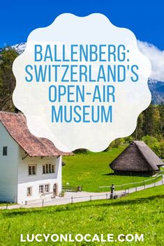 A comprehensive travel guide for visiting the open-air museum of Ballenberg - when to go, what to do, where to stay, how to get there and top things to do. Top Europe Destinations, Travel Europe Cheap, Travel Through Europe, Europe Travel Guide, Backpacking Europe, Switzerland Itinerary, Places In Switzerland, Switzerland Vacation, Visit Switzerland